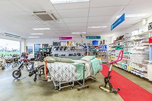 lit médical location vente matériel médical magasin conseil bastide le confort médical caen